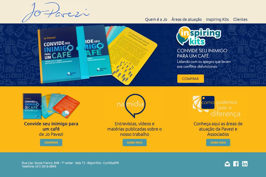 Site Jo Pavezi